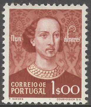 Portugal - M 734 Avis Dynastin b05a389251a4d