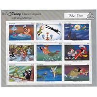 Grenada - M 1645-1653 Disney - Peter Pan, 9-block**