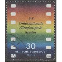 Berlin - M  358 Internationella filmfestspel, 1 kpl